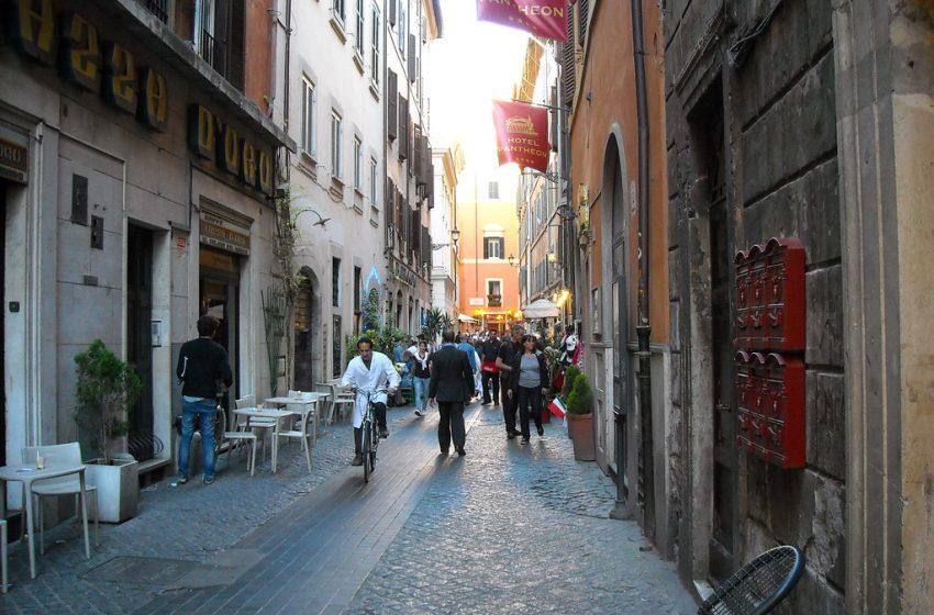 Appartamento Via dei Pastini n. 15 int. 4