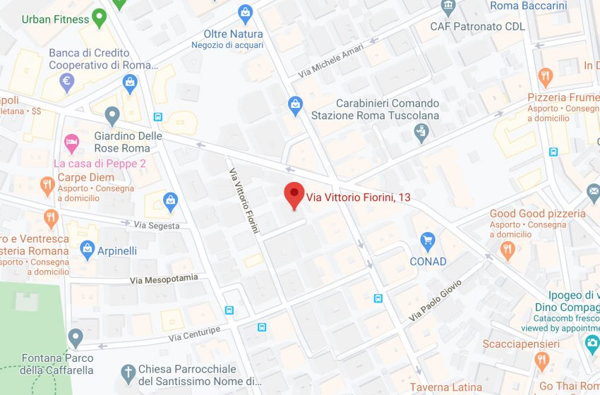 Appartamento Via Vittorio Fiorini n. 13 int. 26