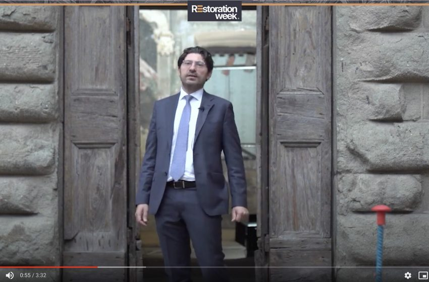 Alla riscoperta di Palazzo Rivaldi durante la Restoration Week