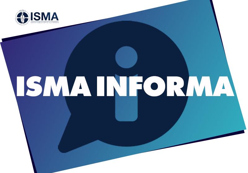 Protocollo Smart Working presso ASP ISMA